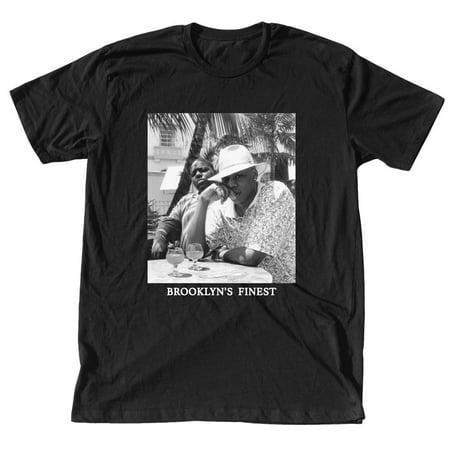 Jay-Z & Biggie Men's Brooklyn's Finest T-Shirt](Jay Z Halloween 2017)