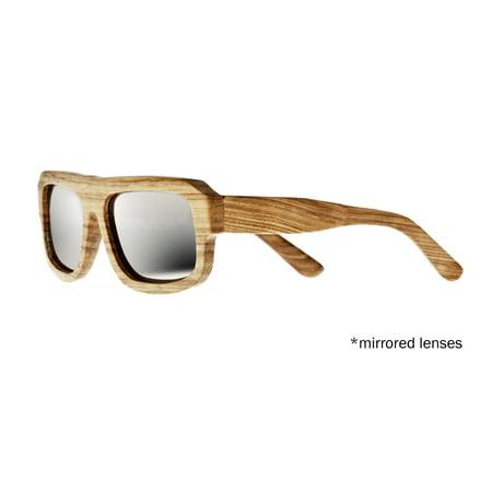 Earth Wood Sunglasses ESG025Z Daytona Wooden Frame Sunglasses, (Wooden Sunglasses For Sale)