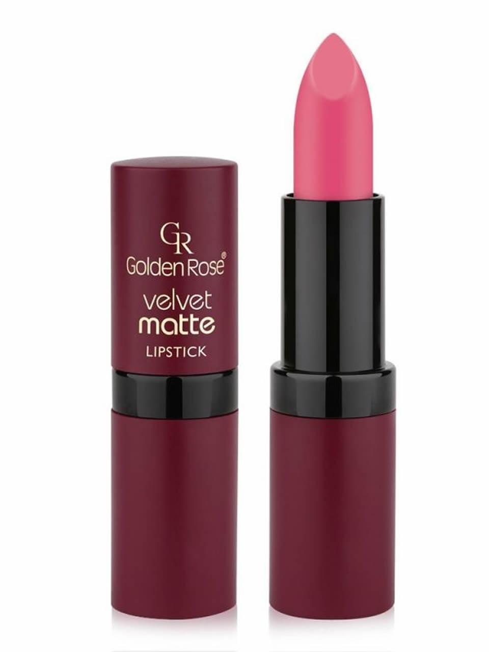 Golden Rose Velvet Matte Lipstick 34 Scarlett Walmartcom