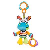 Playgro Zoe Zebra Munchimal, STEM Toy for a bright future