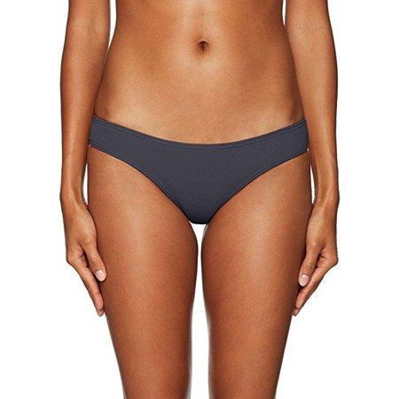 Billabong Women's Luv Myself Hawaii Lo Bikini Bottom, Black Sands, SZ