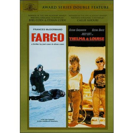 MGM Best Screenplay Double Feature: Thelma & Louise / Fargo (Widescreen) (Halloween Fargo)