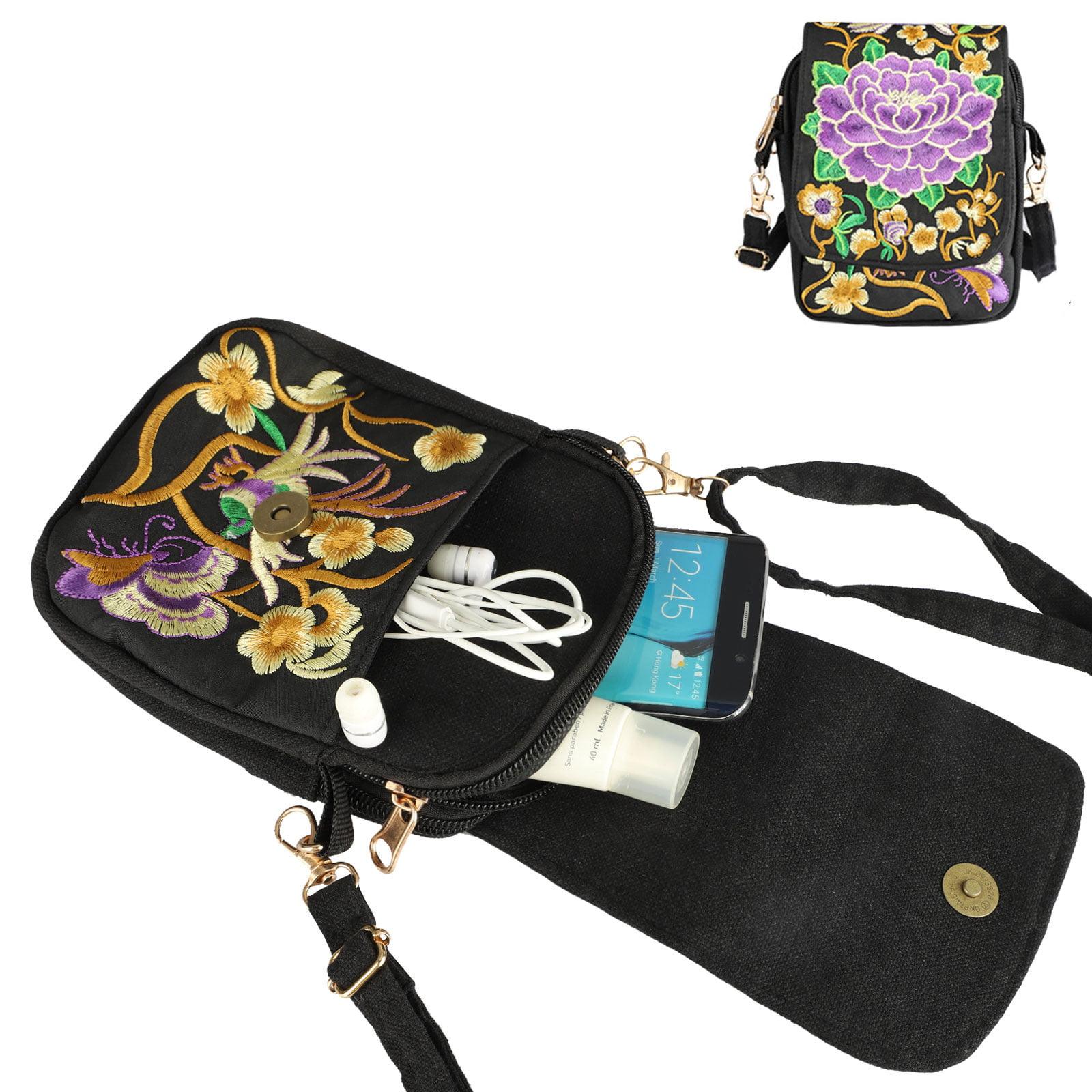 Minni Bag Cell Phone Bag Purse Mini Crossbody Wristlet Handbag Storage bag