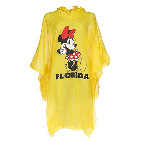 Disney Kid's Minnie Mouse Florida Rain Poncho