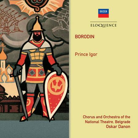 Borodin: Prince Igor (CD)