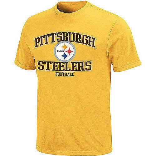 NFL - Big Men's Pittsburgh Steelers Short Sleeve Team Tee