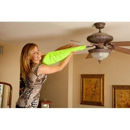 Fanbladecleaner Ceiling Fan Duster 100 Microfiber