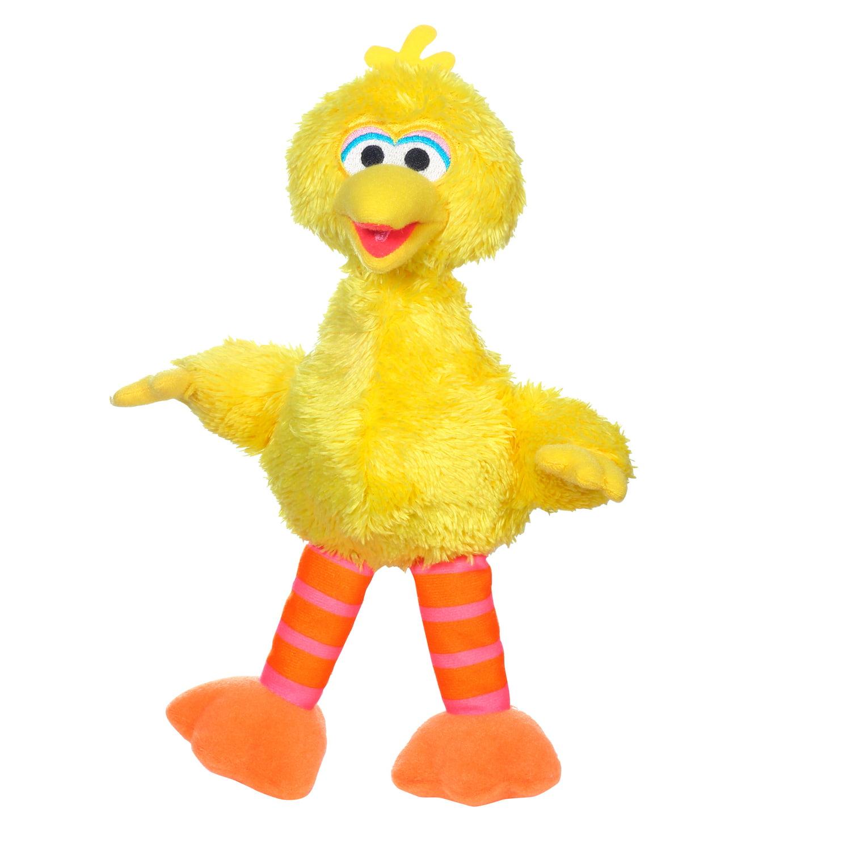 Playskool Friends Sesame Street Big Bird Mini Plush
