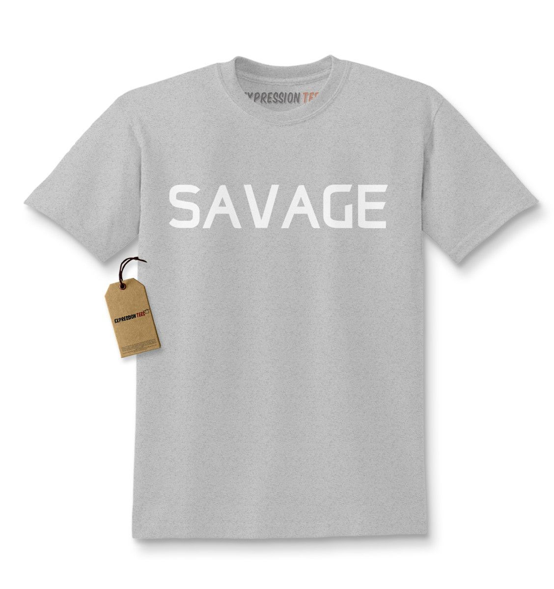 Expression Tees Savage Kids T Shirt Walmart Com Walmart Com