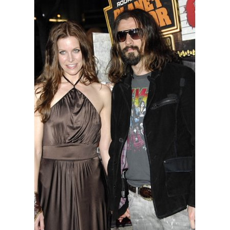 Sheri Moon Rob Zombie At Arrivals For Grindhouse Los Angeles Premiere Orpheum Theatre Los Angeles Ca March 26 2007 Photo By Michael GermanaEverett Collection Celebrity](Sheri Moon Halloween)