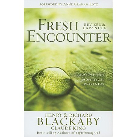Fresh Henna - Fresh Encounter : God's Plan for Your Spiritual Awakening