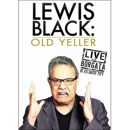 Lewis Black: Old Yeller - Live At The Borgata In Atlantic City (Widescreen)