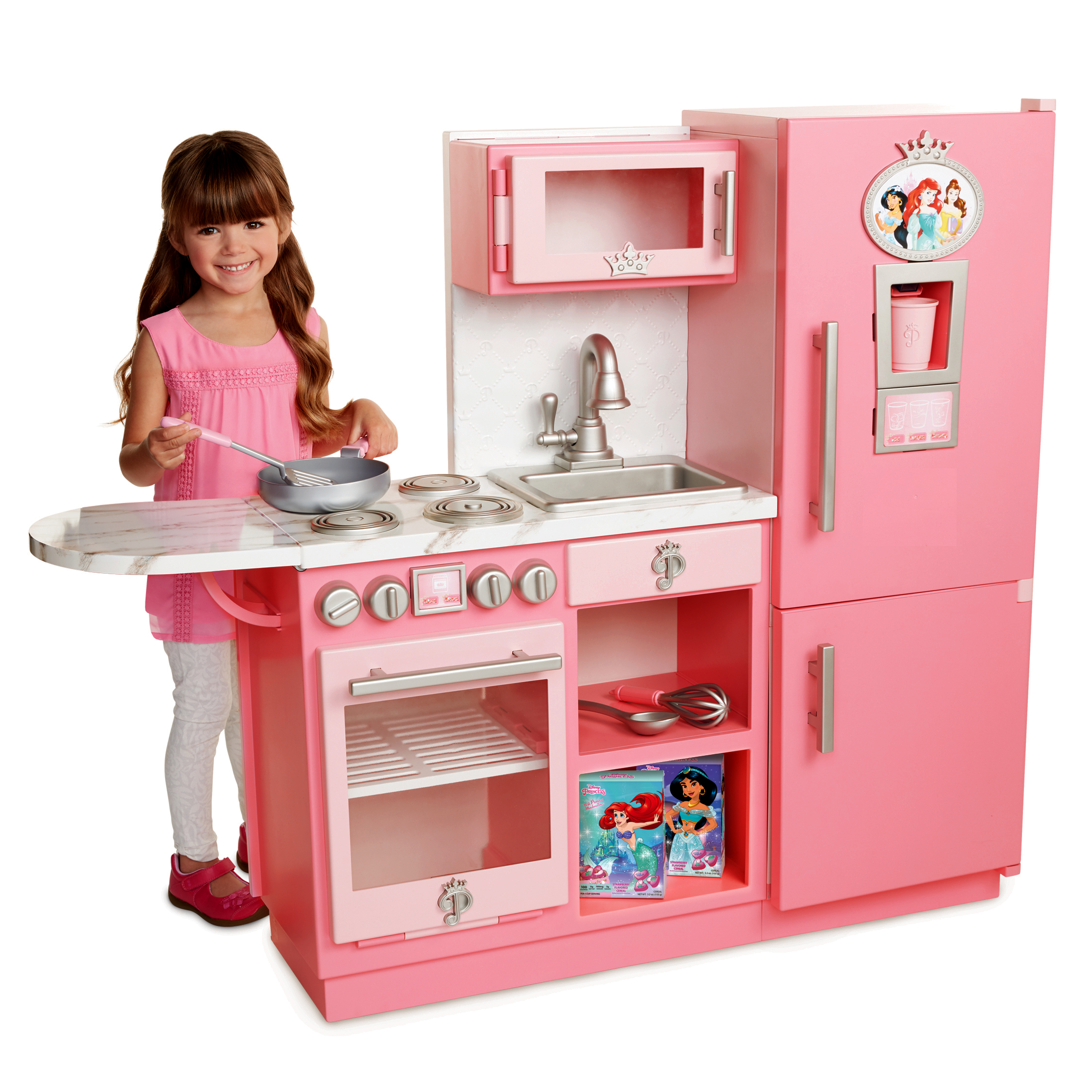 Disney Princess Style Collection Gourmet Kitchen Walmart Com