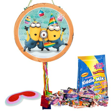 Despicable Me Pull String Pinata Kit - Party Supplies