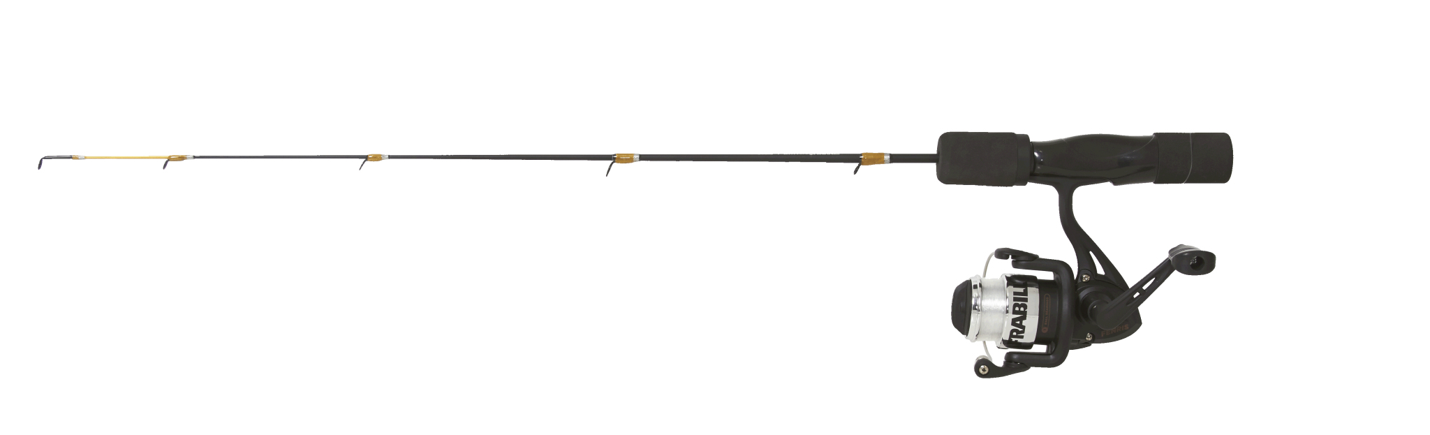 Frabill Fenris Spinning Reel Combo Premium Rod and Reel Ideal for Panfish and Other Light Jigging Fish
