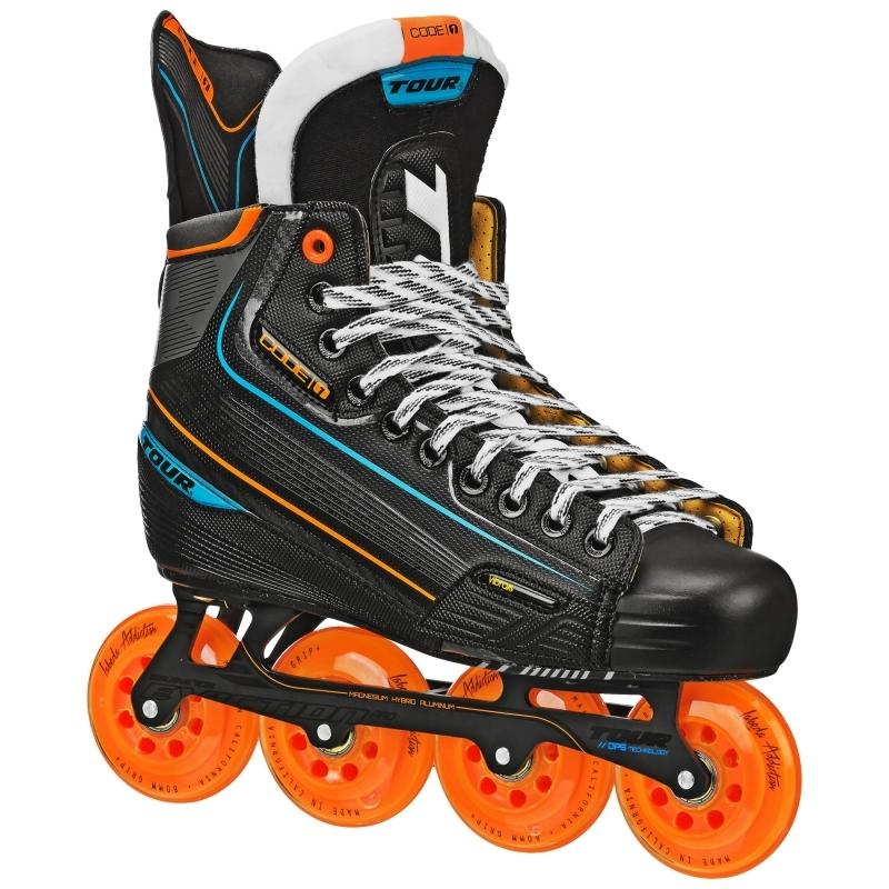 Tour Hockey Code 1 Senior Inline Hockey Skates by