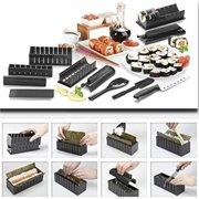 AGPtEK DIY Sushi Making Kit Roll Sushi Maker