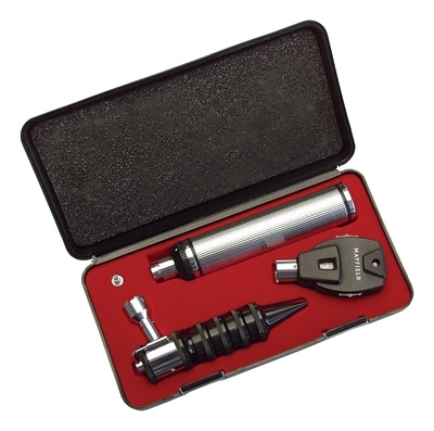 Graham Field Ophthalmoscope / Otoscope Diagnostic Set  - 1 Set