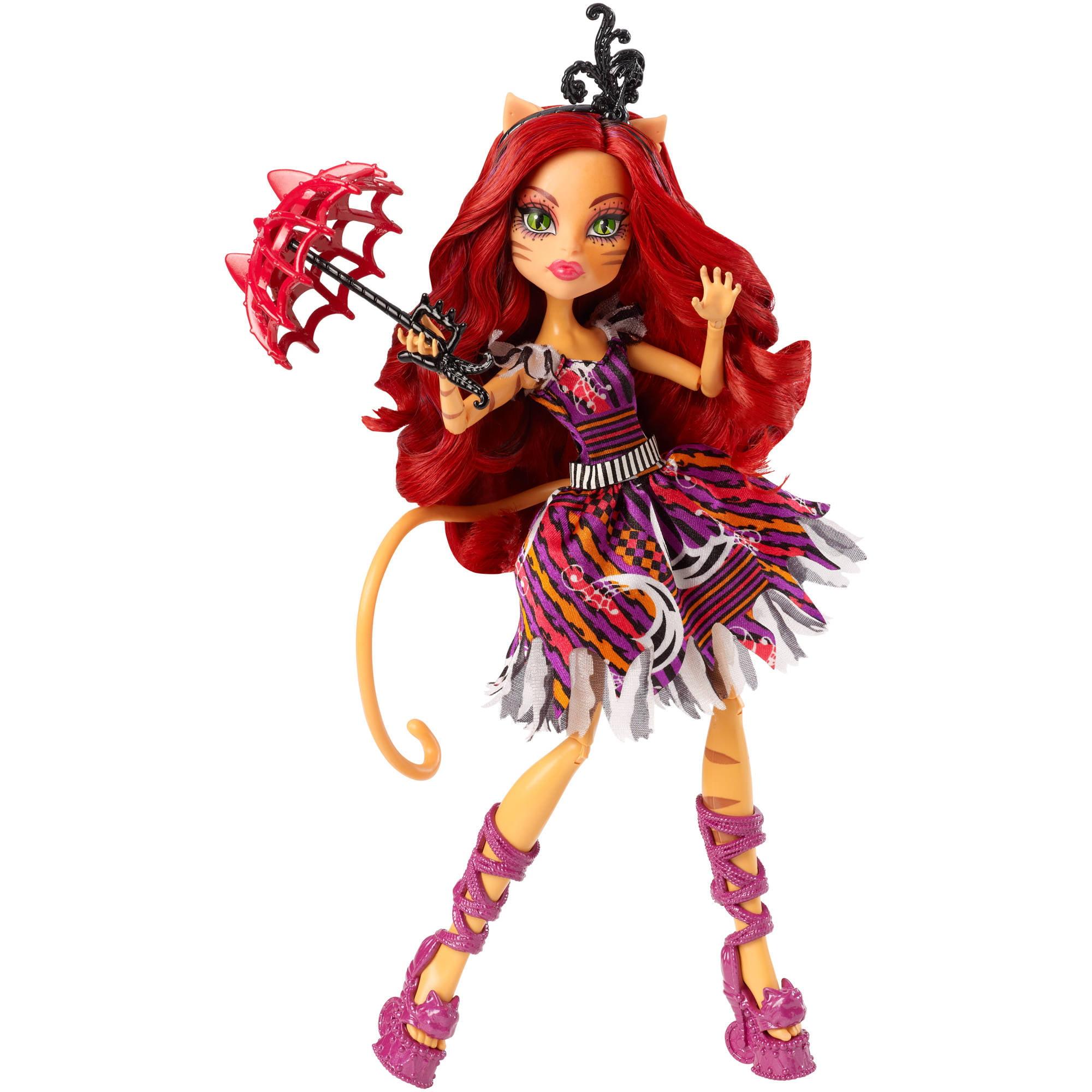 Monster High Freak du Chic Toralei Doll by Mattel