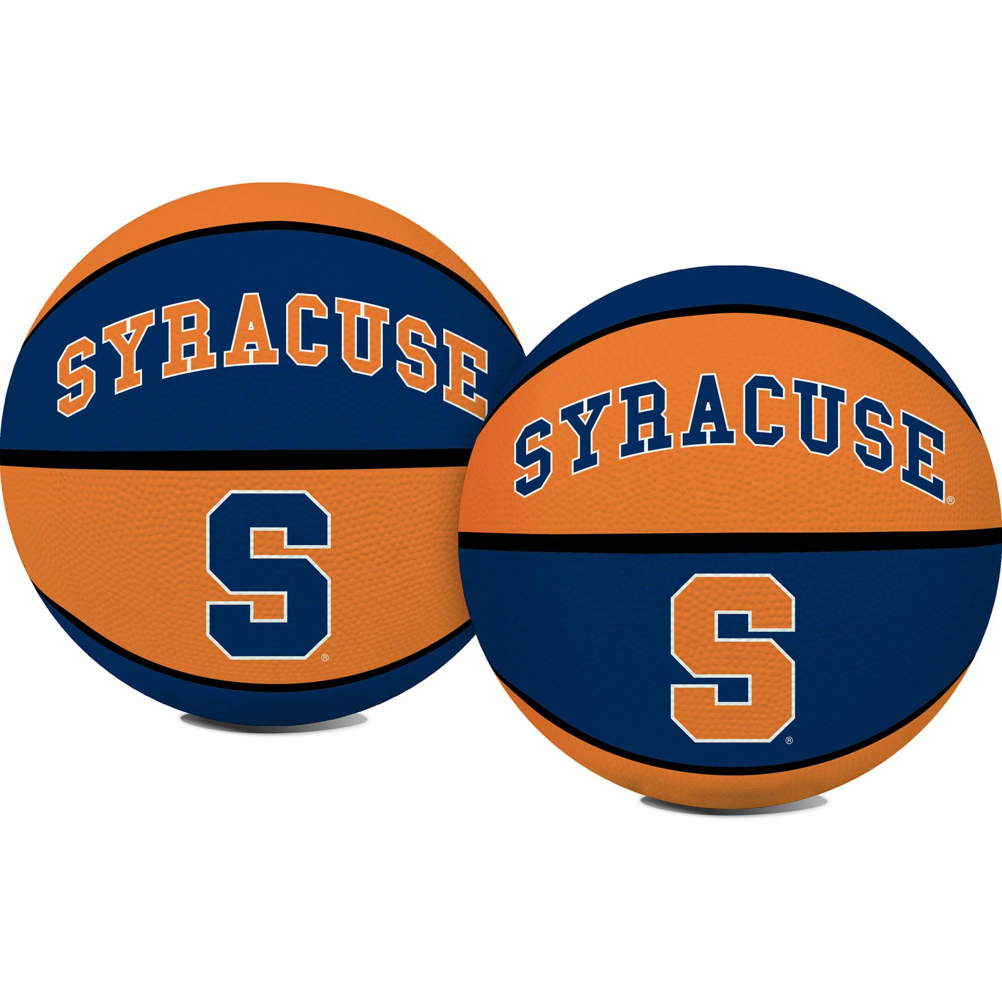 Rawlings Ncaa Crossover Full Size Basketball Syracuse University