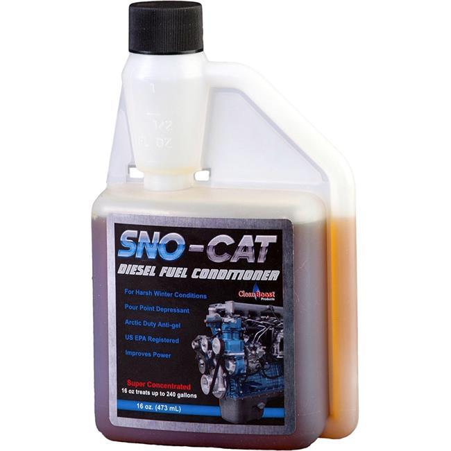 Boost Performance Products SNOCAT16 16 oz Anti Gel Diesel Fuel