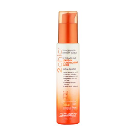 Volume Leave (Giovanni 2Chic Volume Leave In Condition Tangerine Papaya)