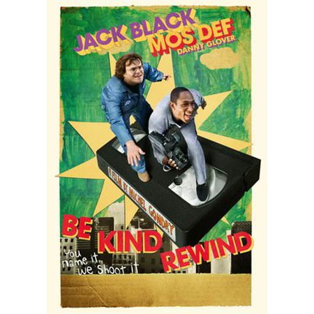Be Kind Rewind (Vudu Digital Video on - Be Kind Rewind Jack Black