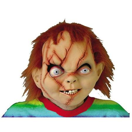 Chucky Seed Of Latex Mask - Mask Chucky