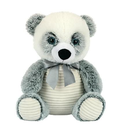 """Kawaii Panda Plush (Holiday Time Christmas Animal Plush Toy- 15 """")"""