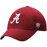 Alabama Crimson Tide Top of the World Jock II 1Fit Flex Hat - Crimson - OSFA