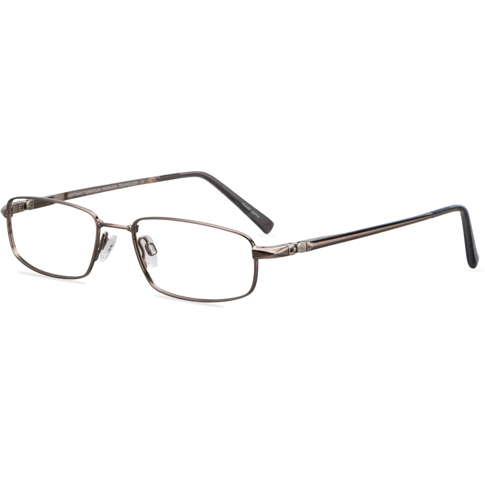 ADOLFO Mens Prescription Glasses, Private Gunmetal - Walmart.com