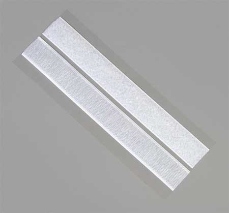 TAPECASE Hook and Loop,3/4 In x 15 ft,White 16U786