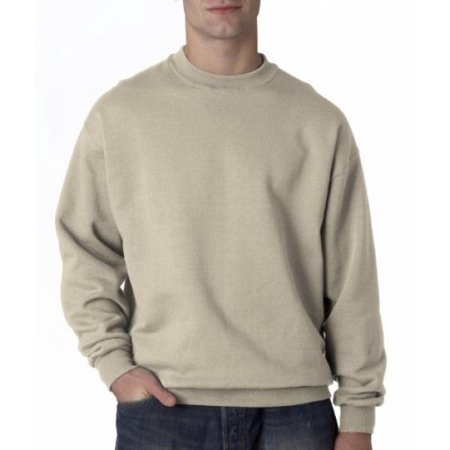 Jerzees Men's Super Sweats Crew Neck Sweatshirt