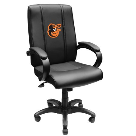 Baltimore Orioles MLB Office Chair 1000 with Bird Logo Panel