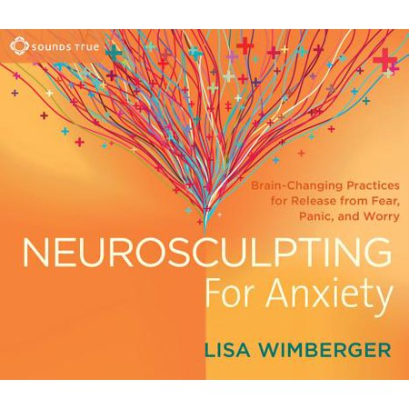 neurosculpting for anxiety brainchanging practices for release from fear panic and worry