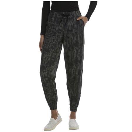 f3b646fc72a73 Weatherproof 32 Degrees - 32 Degree Cool Women's Jogger Pant (Large, Dark  Olive Print) - Walmart.com