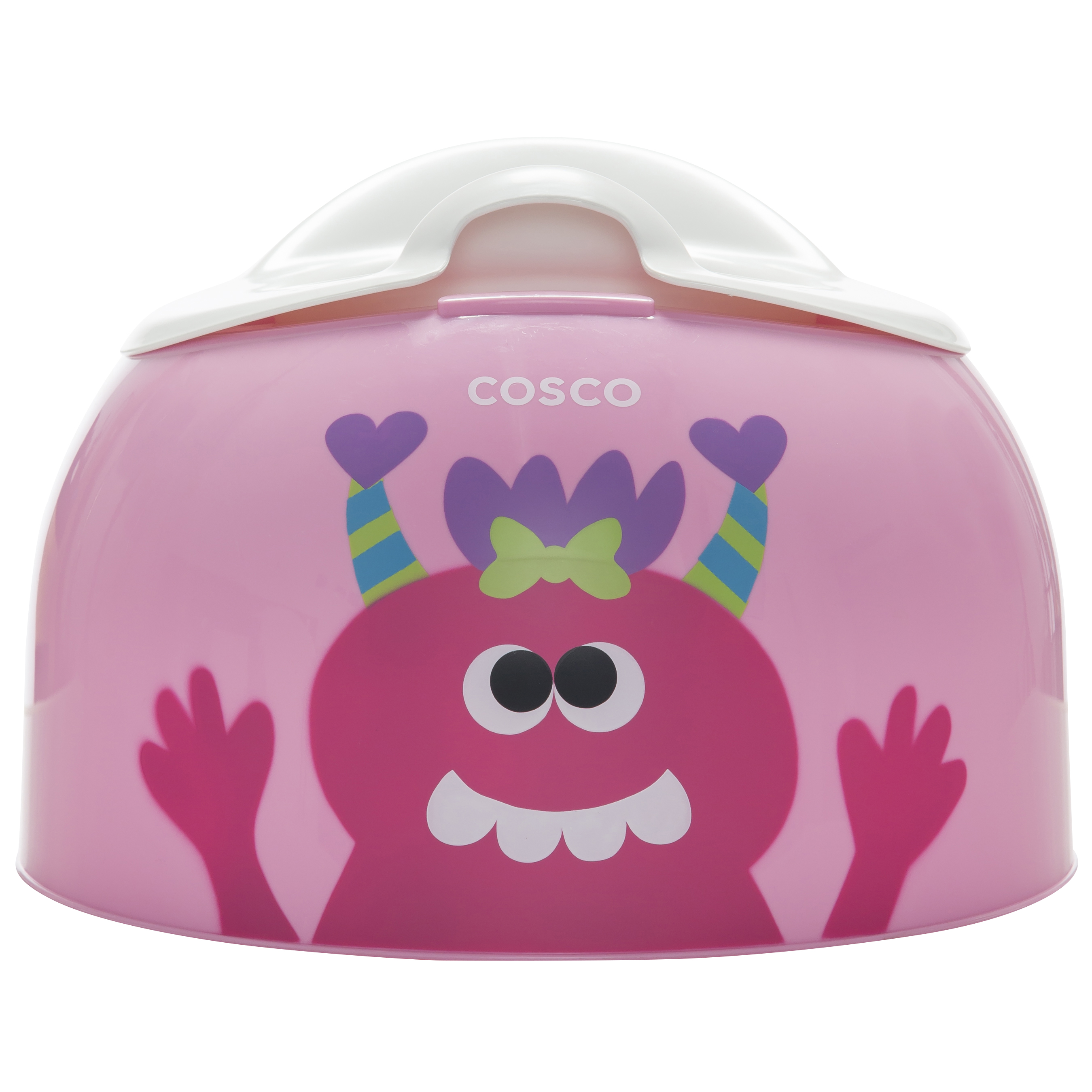 Cosco Simple Start Potty, Monster Shelley