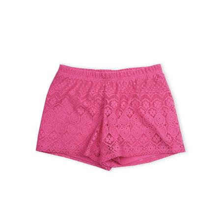 P.S.09 From Aeropostale Crochet Soft Short (Little Girls & Big Girls) ()