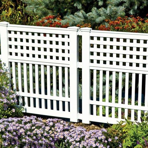Garden Border Fences