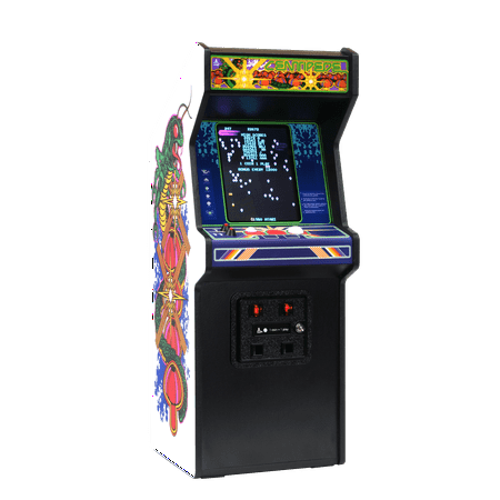 Arcade1Up Centipede Machine (4 ft) with BONUS RepliCade x Centipede Mini  Arcade - Walmart com