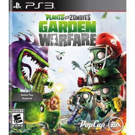 Plants Vs Zombies Gardn Warfare (PS3) - Pre-Owned (Best Zombie Games For Ps3)
