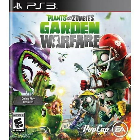 Plants Vs Zombies Gardn Warfare (PS3) - Pre-Owned (The Best Zombie Games For Ps3)