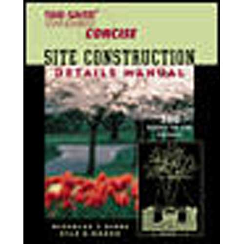 Site Construction Details Manual