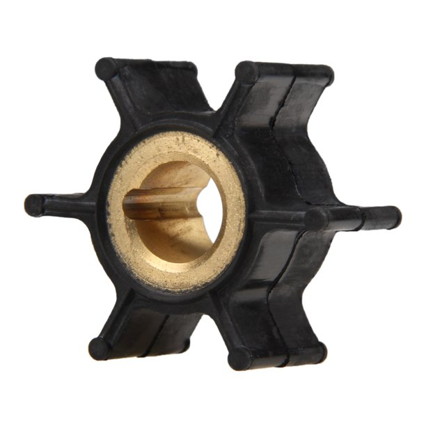 Boat Motor Water Pump Impeller 389576 0389576 18-3091 for Johnson Evinrude OMC BRP 4HP 4.5HP 5HP 6HP 8HP 2-Stroke Outboard Motor Engine