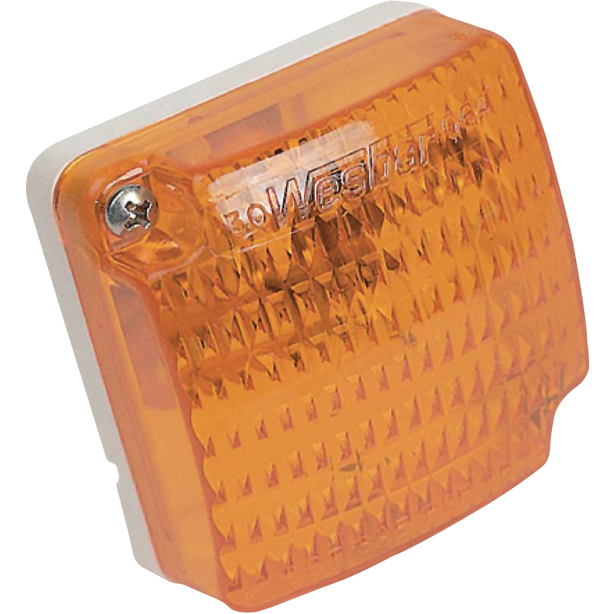 Wesbar 203235 Amber Side Marker Clearance Trailer Light