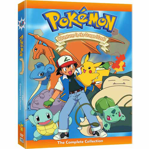 Pokemon: Adventures In The Orange Islands - The Complete Collection (Full Frame)