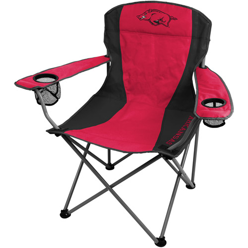 Rawlings NCAA Premium Chair, Arkansas Razorbacks