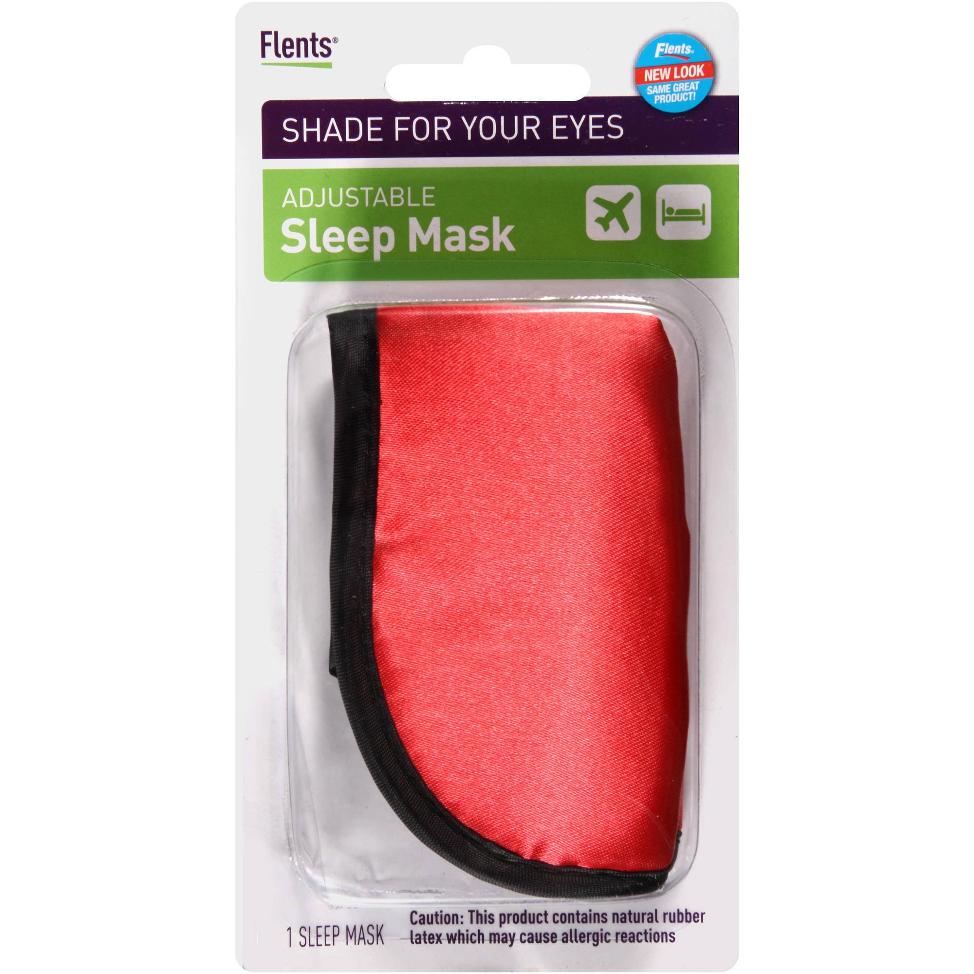 Flents Siesta Mask Reusable Sleep Mask