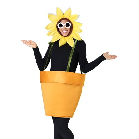 Flower Pot Costume for Adults](Flower Costum)