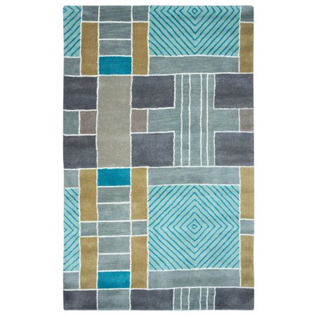 Rizzy Home Volare Hand-Tufted Area Rug 2 Ft. 6 In. X 8 Ft. Multicolored Model VOLVO265400432608